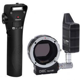 APUTURE dálkově ovládaný DEC Vari-ND pro objektivy Canon na MFT