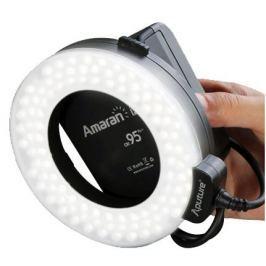 APUTURE makrosvětlo s bleskem kruhové AHL-HC100 Amaran pro Canon