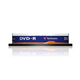 VERBATIM DVD-R 4,7GB spindle 10pack