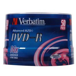 VERBATIM DVD-R 4,7GB spindle 50pack