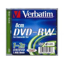 VERBATIM DVD+RW 1,4GB 8cm