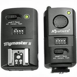 APUTURE spoušť rádiová foto/blesk TrigMaster MXII-P pro Pentax