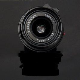 VOIGTLÄNDER 25 mm f/4 Color-Skopar Pancake M-bajonet