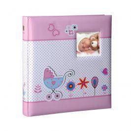 HENZO BABY MOMENTS  klasické/60 stran, 30,5x28, růžová, dětské
