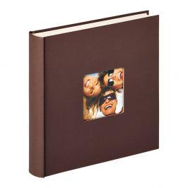 WALTHER FUN klasické/100 stran, 30x30, hnědá