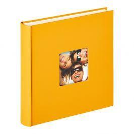 WALTHER FUN klasické/100 stran, 30x30, žlutá