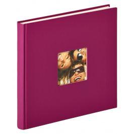 WALTHER FUN klasické/40 stran, 26x25, fialová