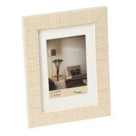 WALTHER HOME 30x45, dřevo, bílá