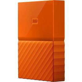 "WD MY PASSPORT 2TB Ext. 2.5"" USB3.0, oranžový"