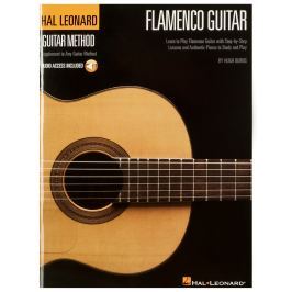 MS Hal Leonard Flamenco Guitar Method