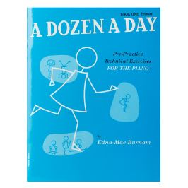 MS A Dozen A Day Book One: Primary