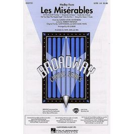 MS Claude Michel Schonberg: Les Miserables - Medley (SATB)