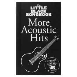 MS The Little Black Songbook: More Acoustic Hits