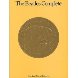 MS The Beatles Complete (Revised) Guitar Edition