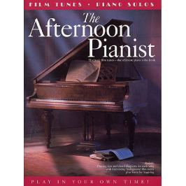 MS The Afternoon Pianist: Film Tunes
