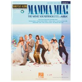 MS Piano Play-Along Volume 73: Mamma Mia! The Movie Soundtrack