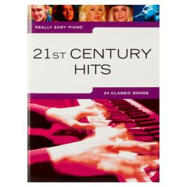 MS Really Easy Piano: 21st Century Hits