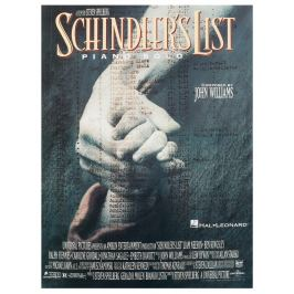 MS John Williams: Schindler's List Piano Solos