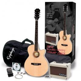 Epiphone Player Pack PR4E NA