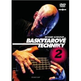 Muzikus Richard Scheufler - Baskytarové techniky 2