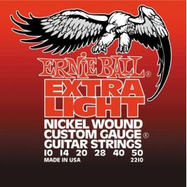 Ernie Ball Nickel Wound Extra-Light