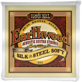 Ernie Ball Earthwood Silk & Steel Soft