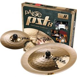 Paiste PST 8 Reflector rock effect