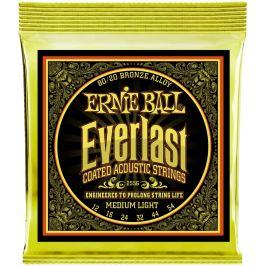 Ernie Ball Everlast 80/20 Bronze Medium Light