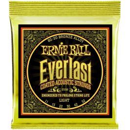 Ernie Ball Everlast 80/20 Bronze Light