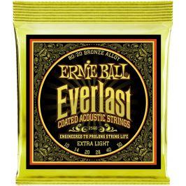Ernie Ball Everlast 80/20 Bronze Extra Light