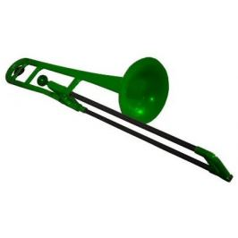 pBone Plastic Trombone Green