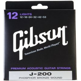 Gibson J200 Lights