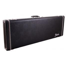 Fender G&G Deluxe Hardshell Case Black - Stratocaster/Telecaster