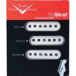 Fender Custom Shop Custom 69 Stratocaster Pickups Set Hudební nástroje a technika