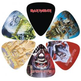 Perri's Leathers Iron Maiden Picks II