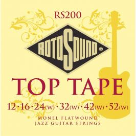 Rotosound RS200 Top Tape