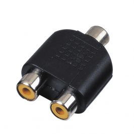 Reloop Adaptor 2x RCA F / RCA F