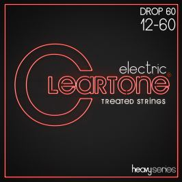 Cleartone Heavy Series 12-60 Drop C#