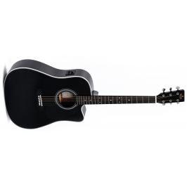 Sigma Guitars DMC-1STE-BK