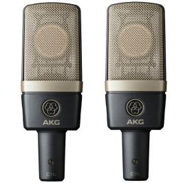 AKG C314 matched pair