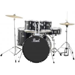 Pearl Roadshow Rock set Jet black