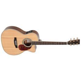 Sigma Guitars 000MC-4E Hudební nástroje a technika