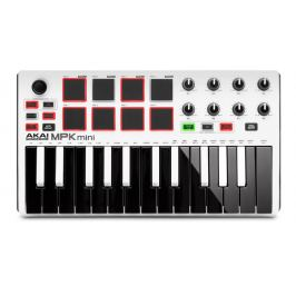 Akai MPK Mini mkII White ltd. edition mini