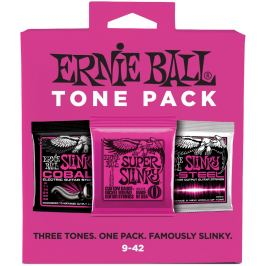 Ernie Ball Electric Tone Pack Super Slinky
