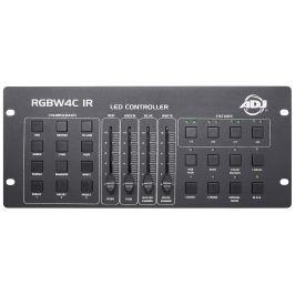 ADJ RGBW 4C IR DMX kontrolery