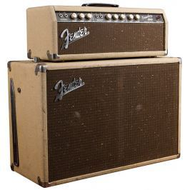 Fender 1962 Tremolux Piggyback