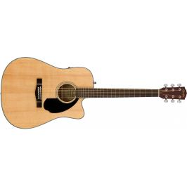 Fender CD-60SCE WN NAT Dreadnought