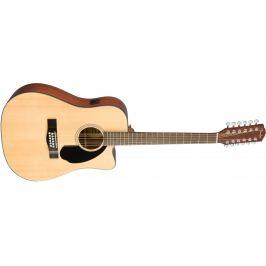 Fender CD-60SCE-12 NAT 12strunné
