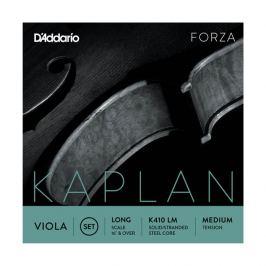 D'Addario Kaplan Forza vla 4/4 M Ostatní nástroje