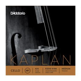 D'Addario Kaplan vcl 4/4 M Ostatní nástroje